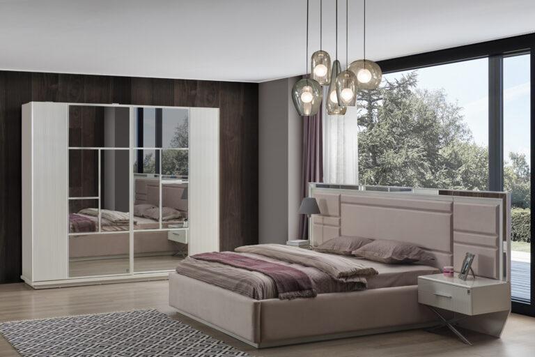 İstanbul Yatak Odası Ekru